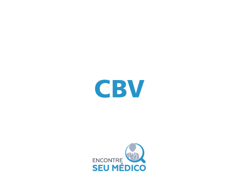 CBV - CENTRO BRASILEIRO DA VISÃO
